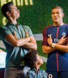 statue-kylian-mbappe-musee-grevin-©SylvainCambon
